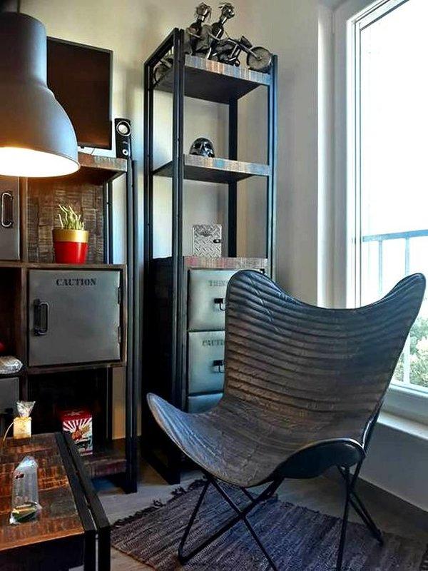 Sala de estar, superficie: 12 m²