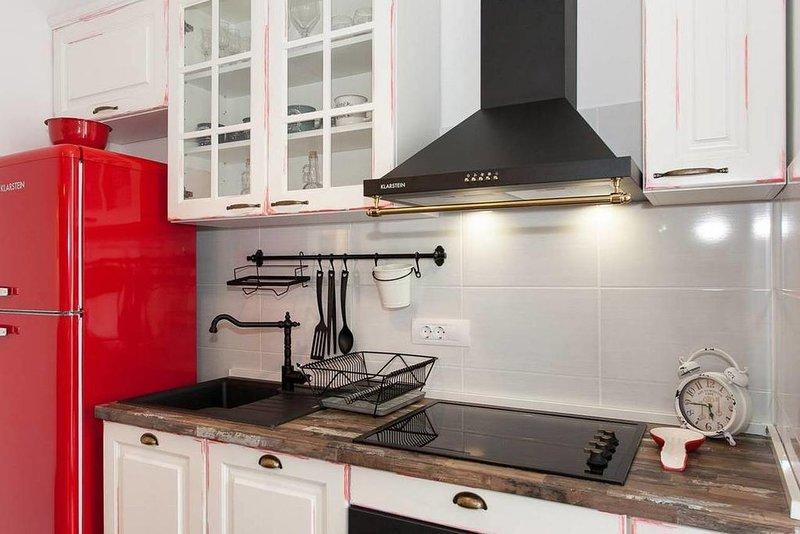 Cocina, Superficie: 8 m²