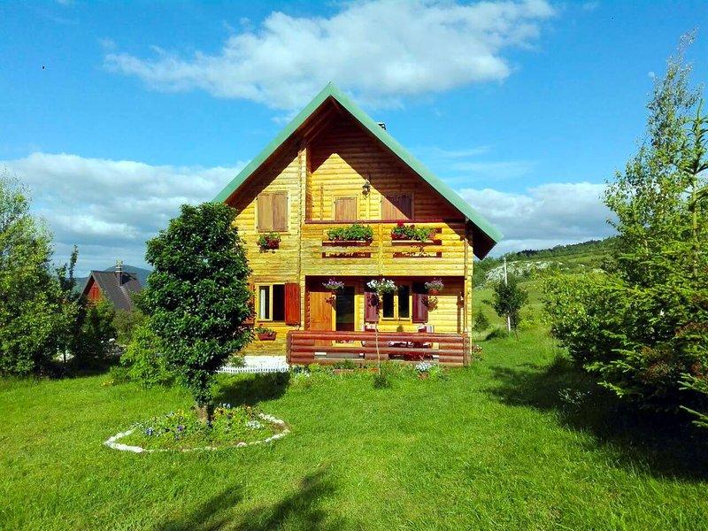 Sunnyside, vacation rental in Zabljak Municipality
