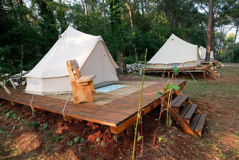 Camp DVOR 'LEVANT', holiday rental in Manjadvorci