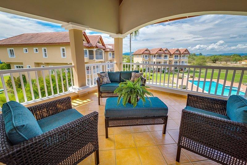 Ocean Village #75, vacation rental in Sosua