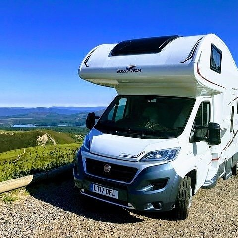 Caledonian Motorhomes, vacation rental in Inverness