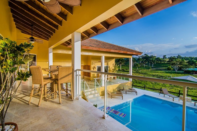 Terramar Estates Private Executive Villa with Exceptional Green View, vacation rental in Sosua