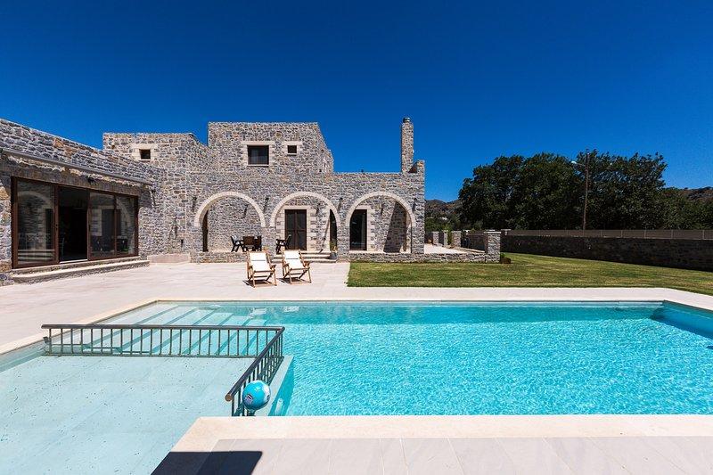 Total private Villa, ideal zum Entspannen!
