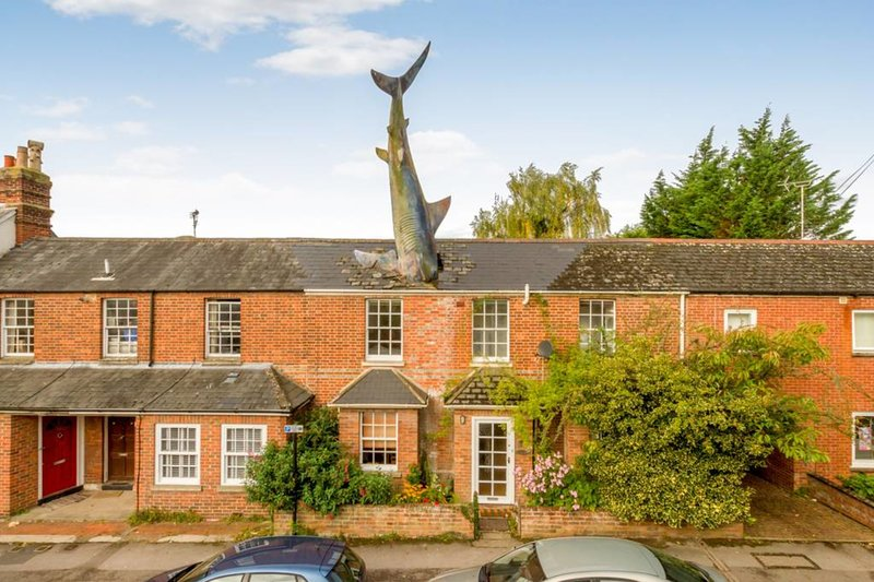 The Shark House Oxford, Central Headington - Shop Cafe University Hospitals, holiday rental in Cuddesdon