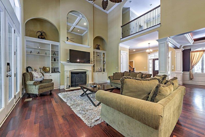 ¡Eleve su estancia en Apex en esta casa de vacaciones!