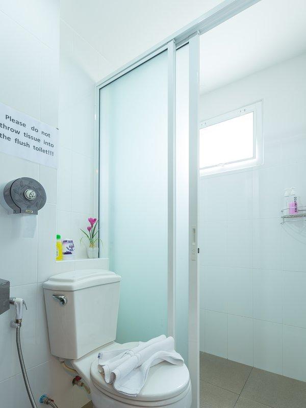 baño privado en-suite