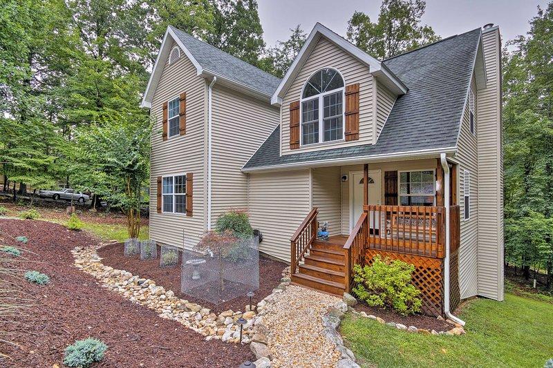 Trova una casa lontano da casa in questa proprietà in affitto per le vacanze!
