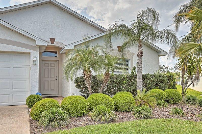Sechs Gäste haben auf 1.618 Quadratmetern Wohnfläche allen Komfort von zu Hause.
