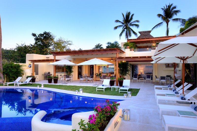 Casa Ysuri, location de vacances à Bucerias