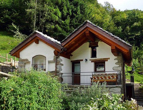 La Maisonette, vacation rental in Issime