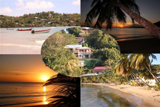 Bay View - Golden Apple, vacation rental in Choiseul