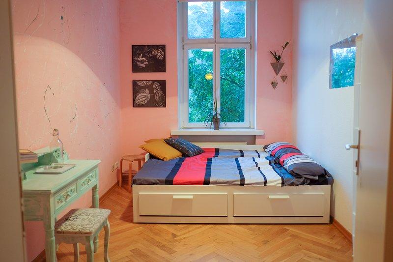 ditt rum med dubbelsäng