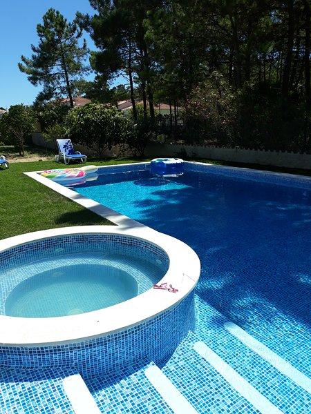 Hidden Paradise near Lisbon!, holiday rental in Alfarim
