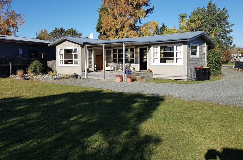Laybak Retreat, holiday rental in Te Anau