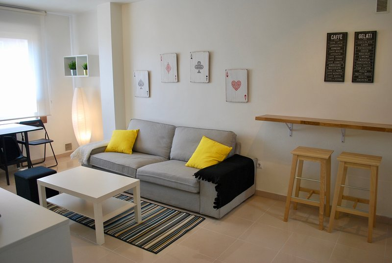 Almeria Cactus Apartments – semesterbostad i El Toyo