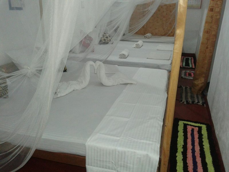 A/C Family Room With Attached Bathroom, holiday rental in Komari