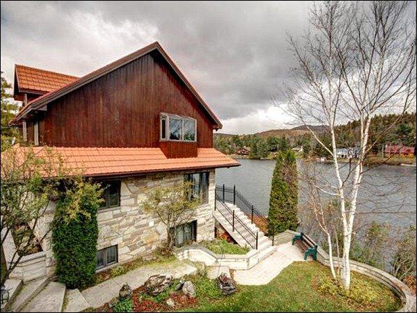 Stunning Property by Lac Saint-Joseph