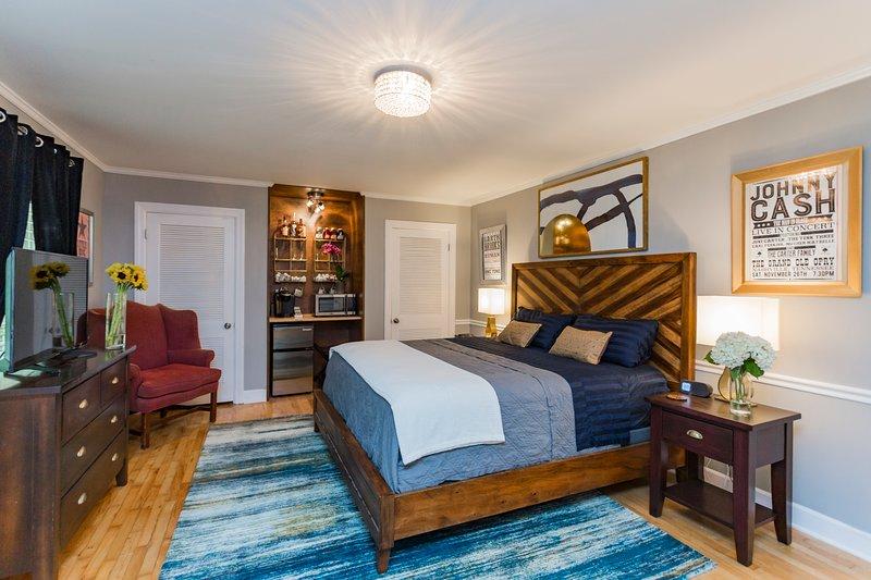 The Wu-Tang floor plan, location de vacances à Brentwood