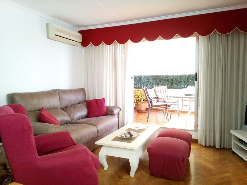 COZY AND SUNNY PENTHOUSE IN THE HEART OF THE CITY, vacation rental in Alicante