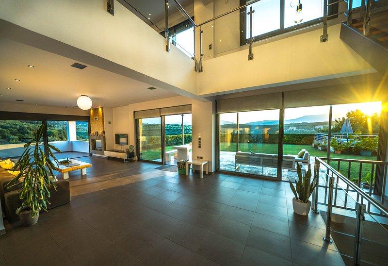 Luxury Villa Nota, casa vacanza a Tsivaras