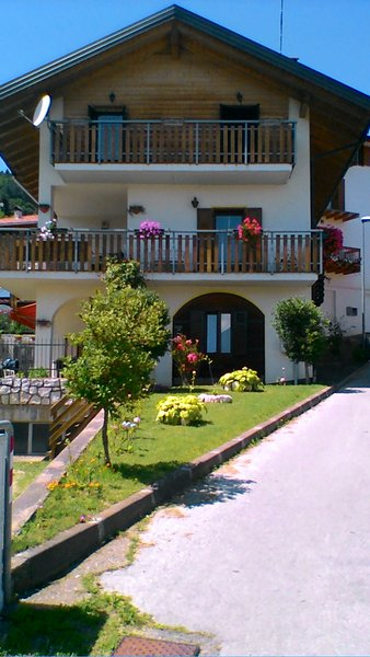appartamento Relax a S.Vito Pergine Valsugana TN, vakantiewoning in Bedollo