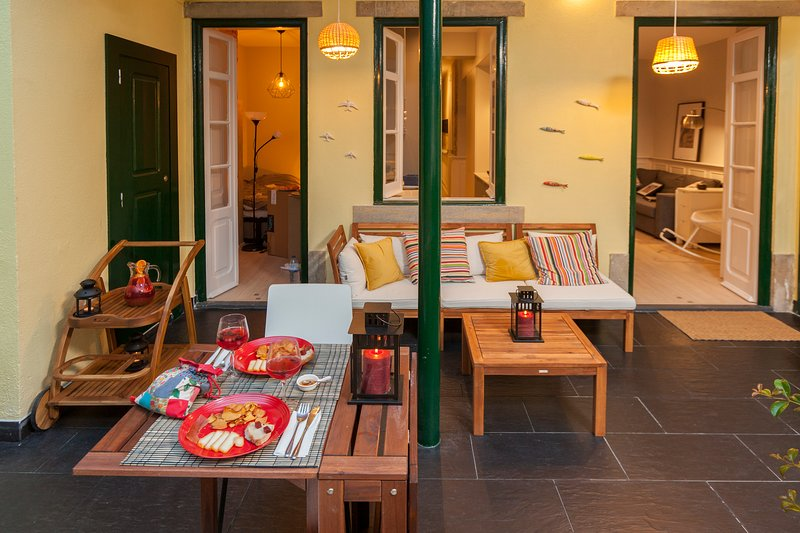 The Secret Garden House, holiday rental in Lisbon