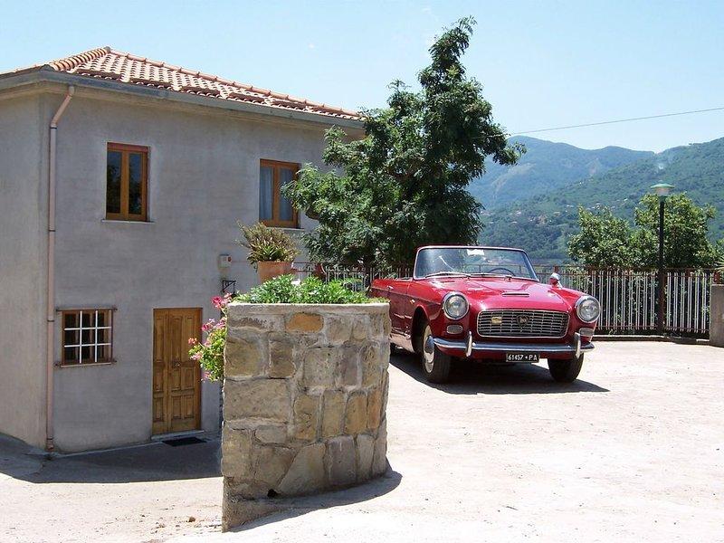 CASETTA IMMERSA TRA GLI ULIVI MILLENARI - Jazzo, in 'Agriturismo Don Cesarino', holiday rental in San Salvatore di Fitalia