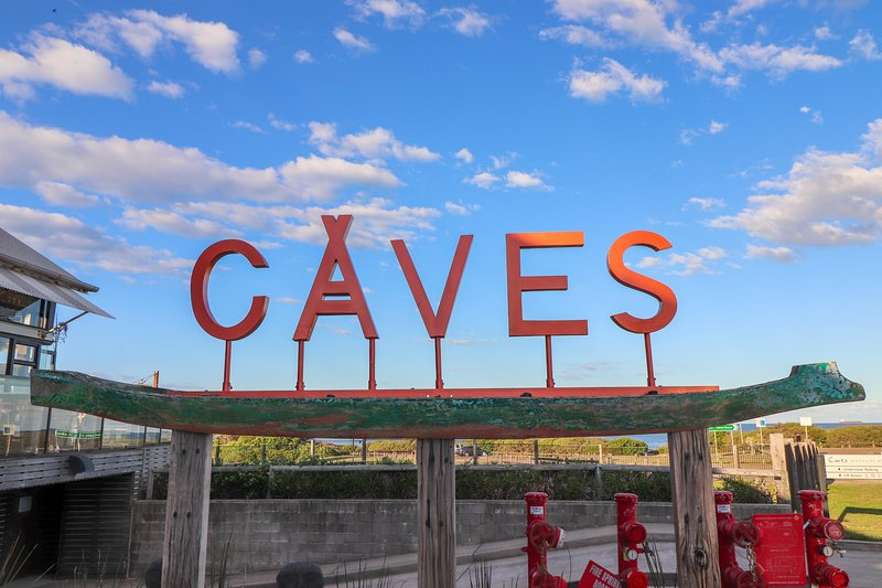 Plage des grottes