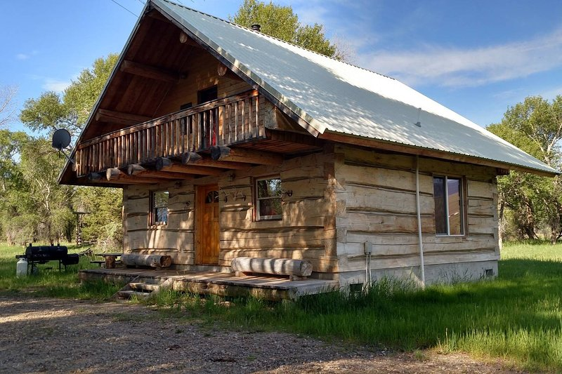 Cottonwood Cabin, holiday rental in Sheridan