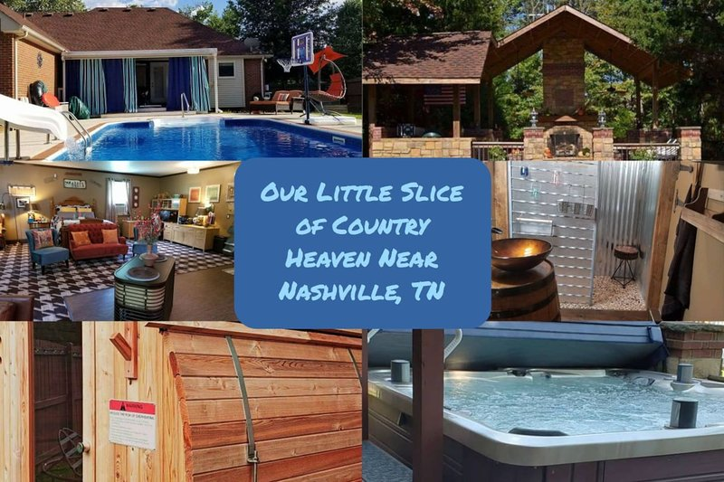 Our Little Slice of Country Heaven Near Nashville, TN, holiday rental in White House