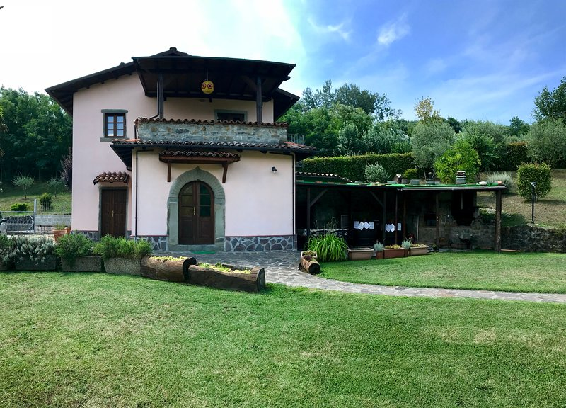 Agriturismo 'La Borraccia', vacation rental in Gallicano