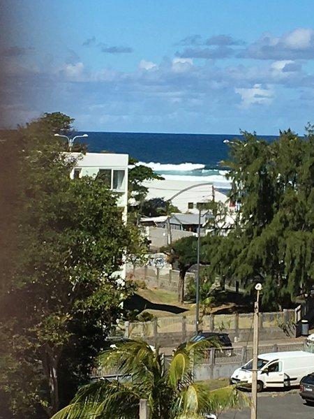 'Après la plage', T3 à 1mn du lagon de st-Pierre, holiday rental in Pierrefonds