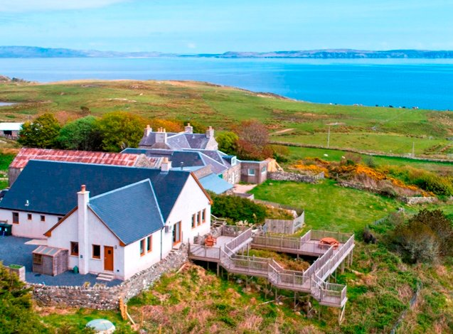Ellister Lodge, holiday rental in Islay