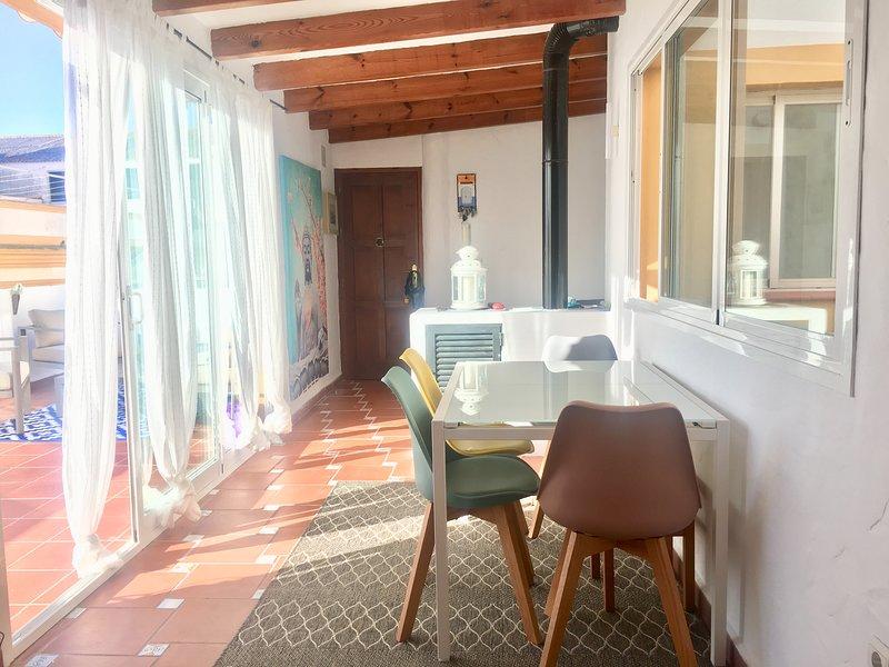 Ático del Castillo, location de vacances à Tarifa