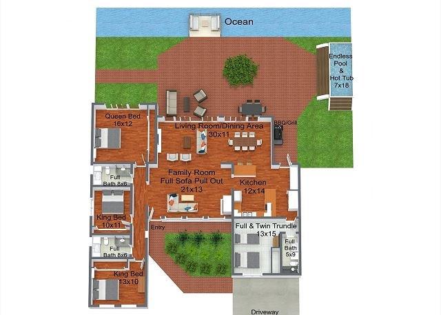 Niuiki Floorplan