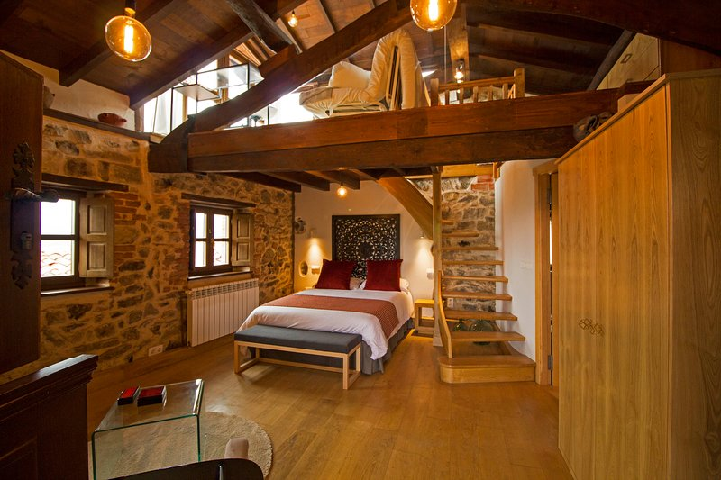 La Tenadina - Mirador de Los Picos de Europa, holiday rental in Seguencu