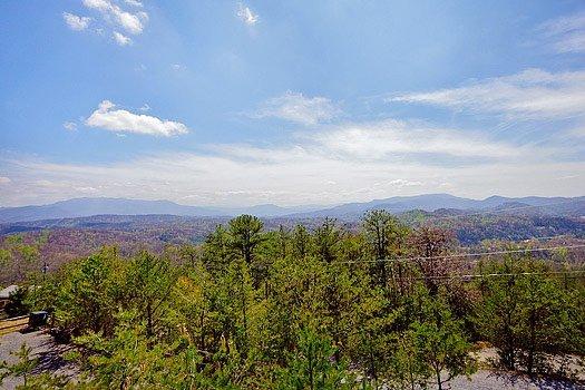 Vista desde Black Bear Ridge