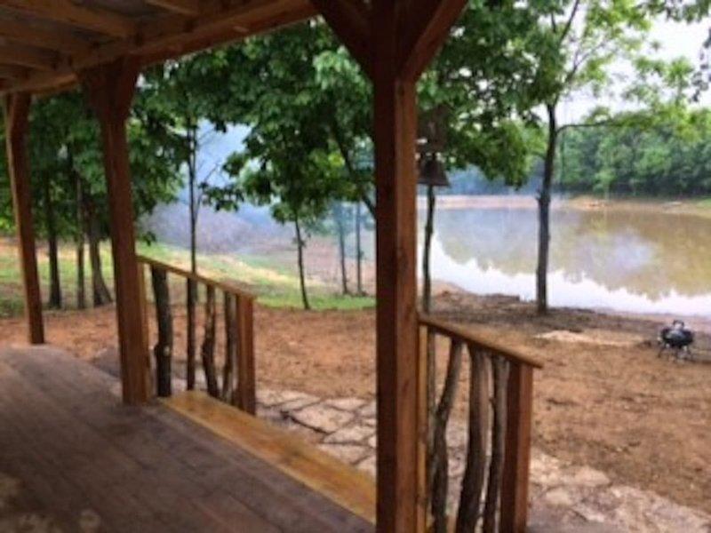 The Lily Pad Cabin, location de vacances à Huntsville