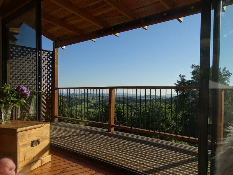 Gite Colombe des Bois - Near to Aspet, aluguéis de temporada em Haute-Garonne