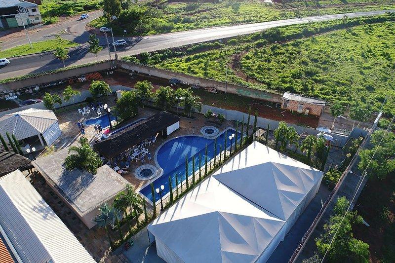 PUNTA CALDAS > CASA 1 R$840/Casa/noite > Acomoda 6, alquiler vacacional en Caldas Novas