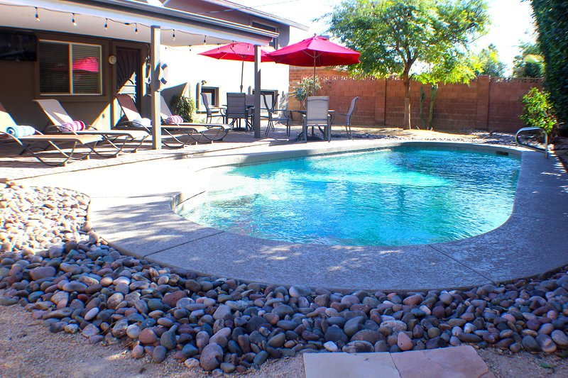 Your own private Desert Oasis in Old Town Scottsdale