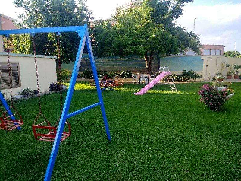 Casa Vacanza Arba Girasole, holiday rental in Province of Ogliastra