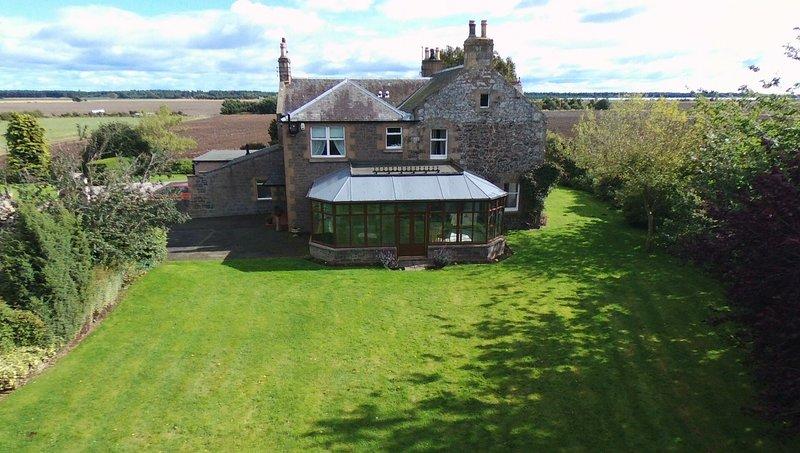 Vicarsford Farmhouse near St Andrews, Fife