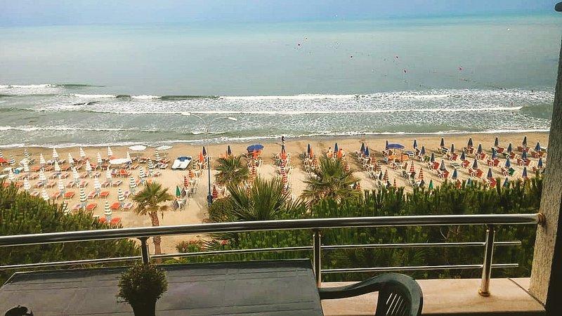 Balcony Seaview