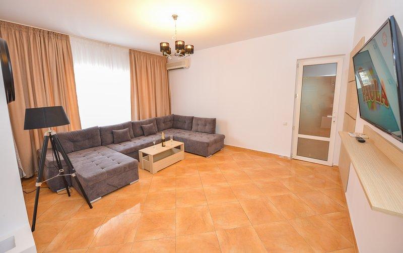 Cismigiu Apartments - Cismigiu Gardens - Living room.