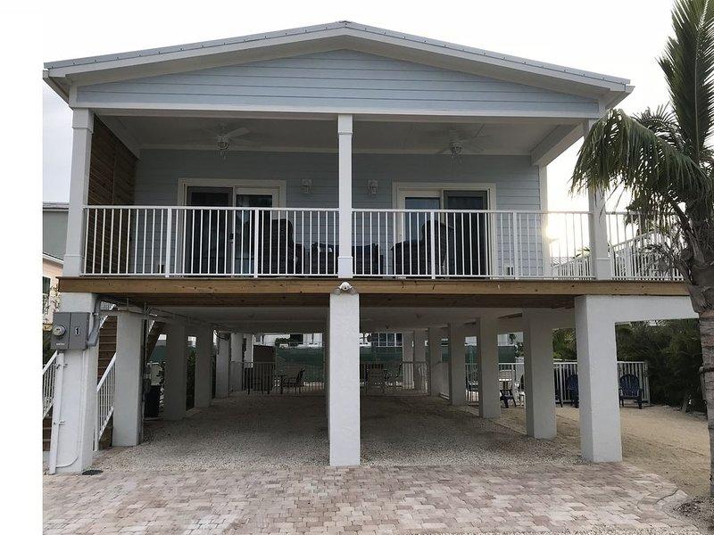 La casa unifamiliar duerme 10 con piscina privada