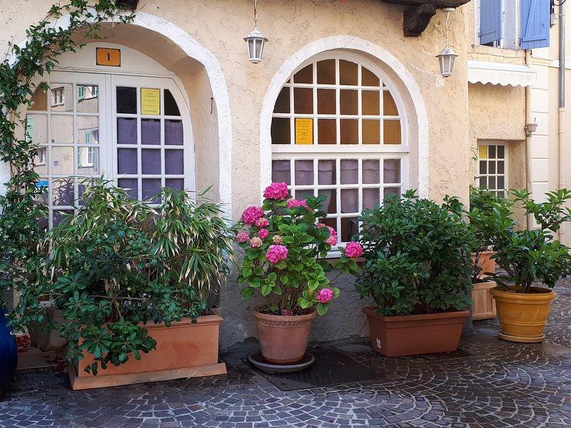 MAISON DE PECHEURS, holiday rental in Sainte-Maxime