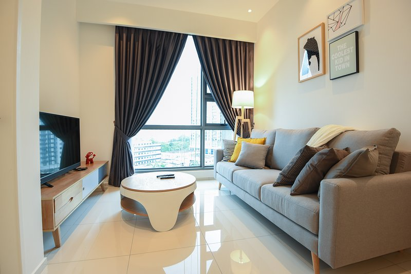 Bukit Bintang 1 Bedroom Luxurious Home For 4 pax., holiday rental in Kuala Lumpur