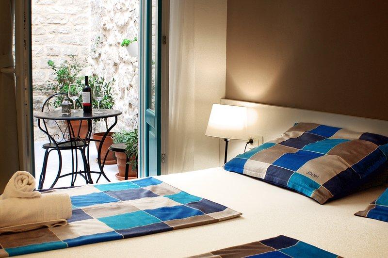 Duma apartments - where history meets comfort, vacation rental in Sibenik